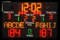 eScoreboard เอนกประสงค์ Multi Sports 150 ป้อนชื่อทีมได้